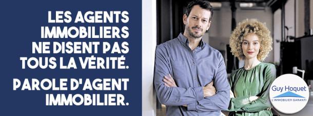 Guy Hoquet l'Immobilier parle vrai à ses clients